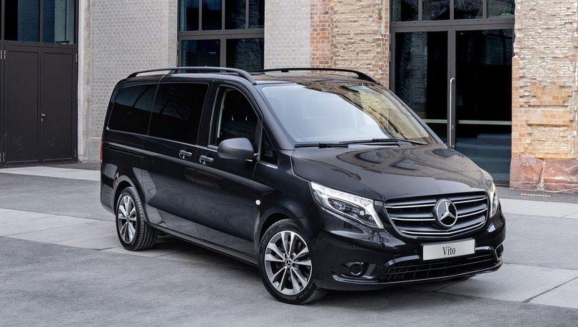 Yeni Mercedes-Benz Vito Tourer satışa sunuldu
