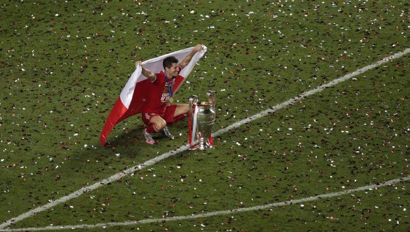 Lewandowski, ''Altın Top'' ödülünün kendisine verilmesi gerektiğini düşünüyor