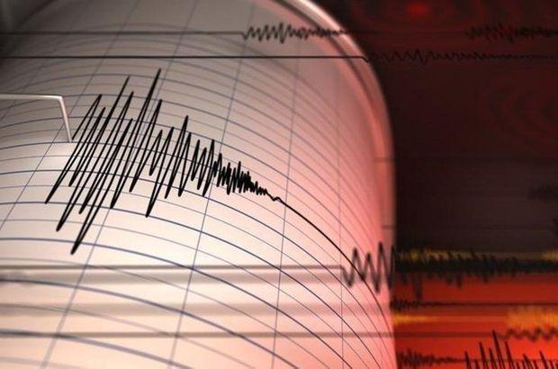 İşte meydana gelen son depremler
