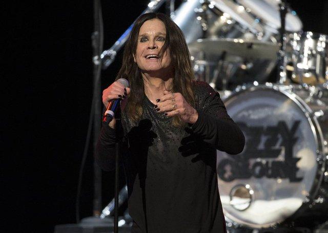 Ozzy Osbourne Los Angeles'ta görüntülendi - Magazin haberleri