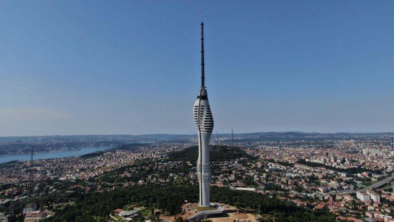 Son dakika haberi... İşte Çamlıca Kulesi'nin açılış tarihi!