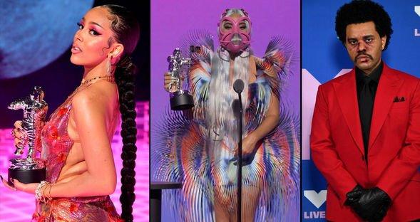 2020 MTV Video Müzik Ödülleri...