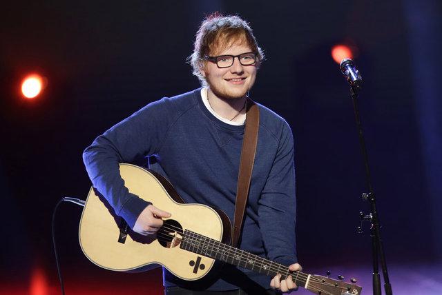 Ed Sheeran baba oldu - Magazin haberleri