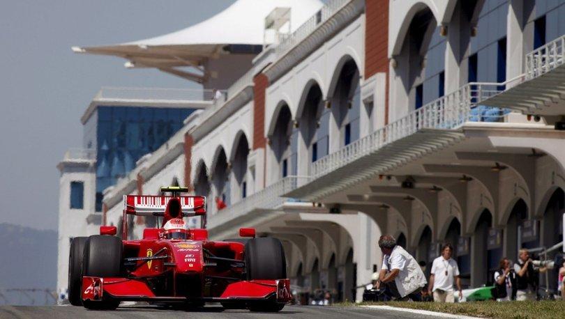 Son dakika haberi F1 Türkiye için seyirci açıklaması!