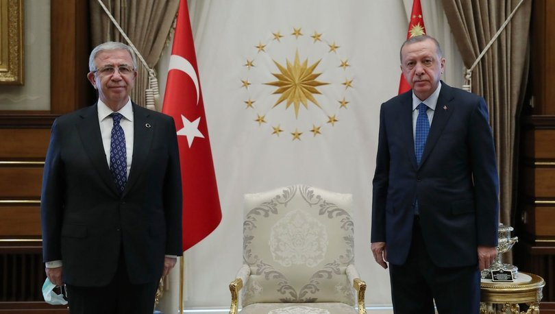 Recep Tayyip Erdoğan Mansur Yavaş