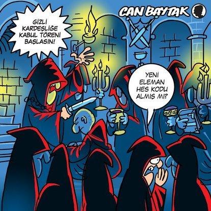 Can Baytak karikatürleri (Eylül 2020)