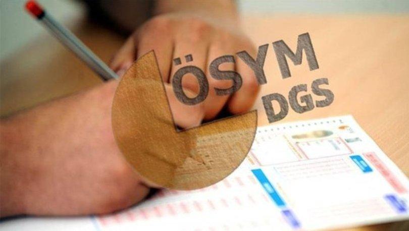 DGS, YÖKSİS eğitim bilgisi güncelleme için son gün! 2020 DGS sonuçları ne zaman?