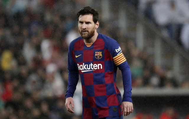 Messi tarihi anlaşmayı sağladı! 700 milyon Euro kazanacak!