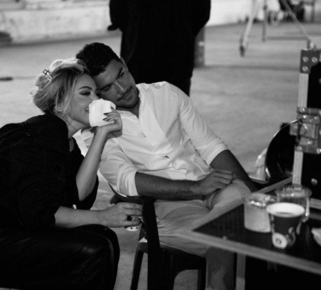 Kaan Yıldırım'dan 'Hadise'li fotoğraf - Magazin haberleri
