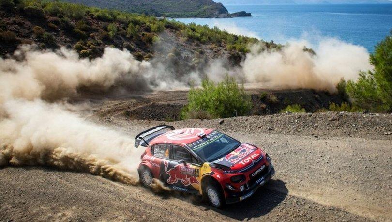 WRC Türkiye Rallisi'ne doğru