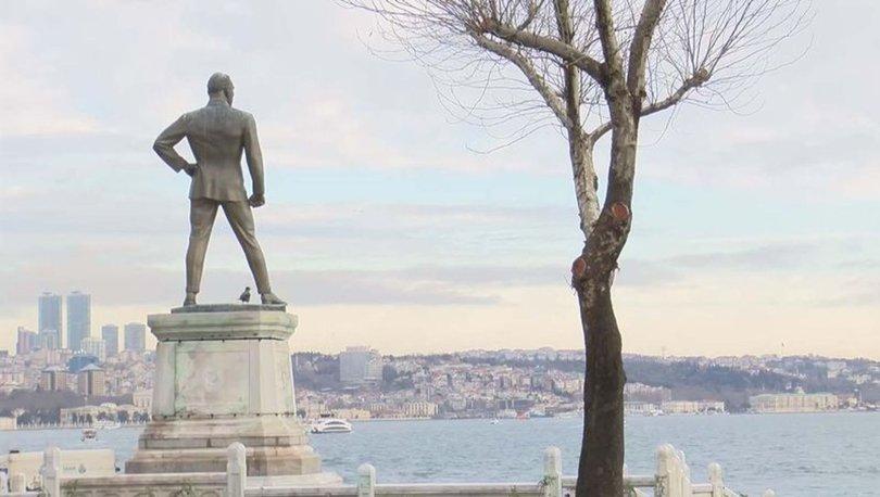 sarayburnu atatürk heykeli