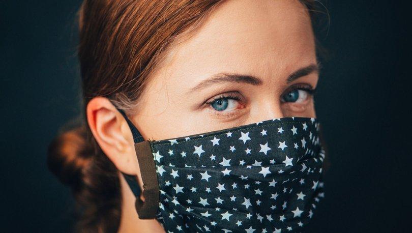 Renkli ve desenli maske kullananlar dikkat!