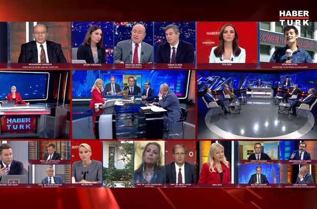 Habertürk, en çok izlenen haber kanalı olarak liderliğini sürdürüyor!