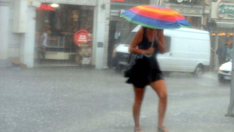 Meteoroloji'den son dakika açıklaması! Sıcaklıklar mevsim normalleri üzerinde, yağmur geliyor - Hava durumu