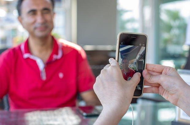 Görme engelliler için Türkçe uygulama