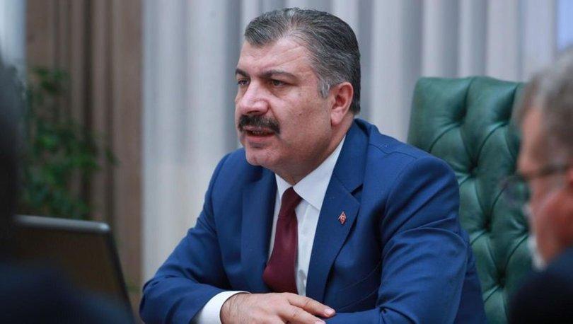 Sağlık Bakanı Fahrettin Koca, KPSS adaylarına tedbir uyarısında bulunarak, başarı diledi