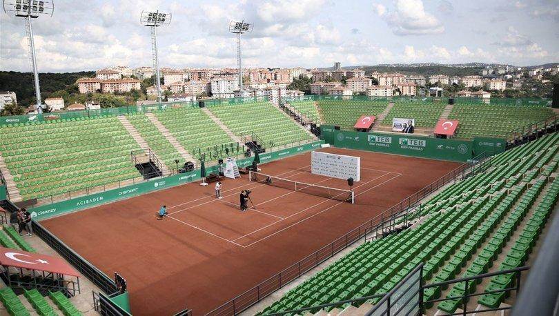 TEB BNP Paribas Tennis Championship İstanbul, yarın oynanacak eleme maçlarıyla başlayacak