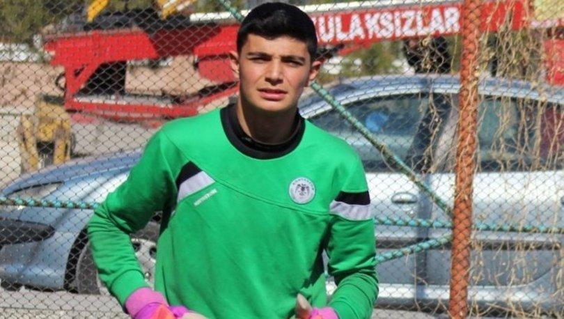 Konyaspor'un altyapısında oynayan Mustafa Berzan Tekbaş, hayatını kaybetti