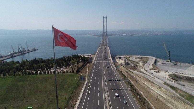 Osmangazi Köprüsü için milyarlık ödeme