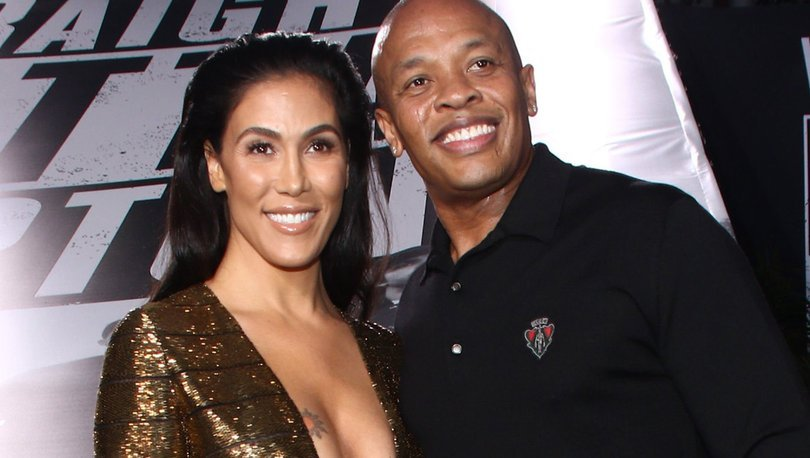 Andre Romelle Young, Dr. Dre, Nicole Young