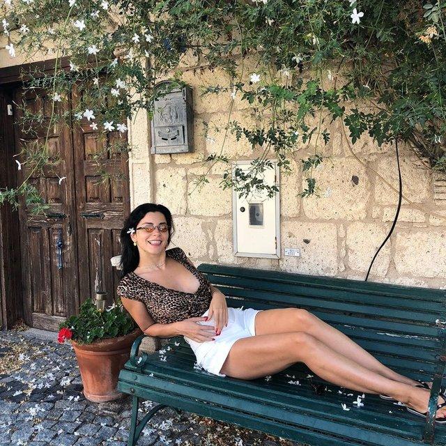 """Merve Boluğur ayrılık sonrası """"Hayat güzel"""" dedi - Magazin haberleri"""