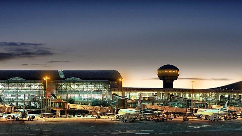 İzmir havalimanı