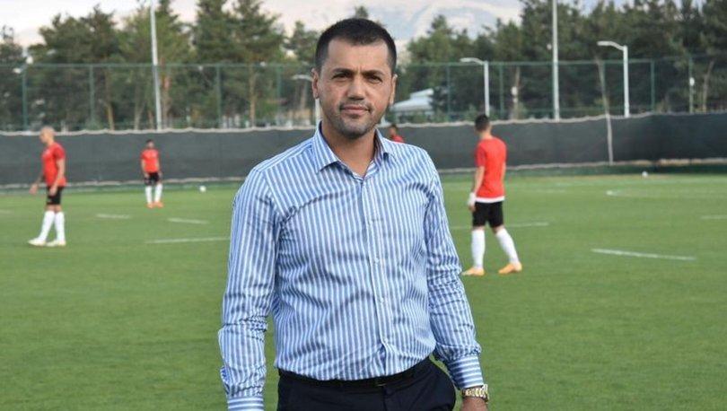 Erzurumspor Başkanı Üneş: