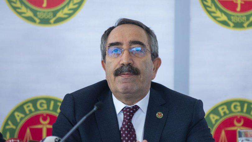 Abdulhalik Yıldız, yeniden Yargıtay Birinci Başkanvekilliğine seçildi