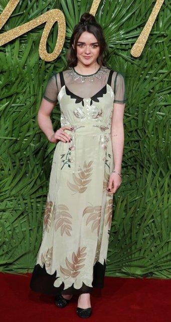 Maisie Williams: Reddedilmeyi ünlü olduktan sonra öğrendim - Magazin haberleri