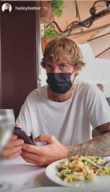 Justin Bieber'ın tırnakları olay oldu - Magazin haberleri