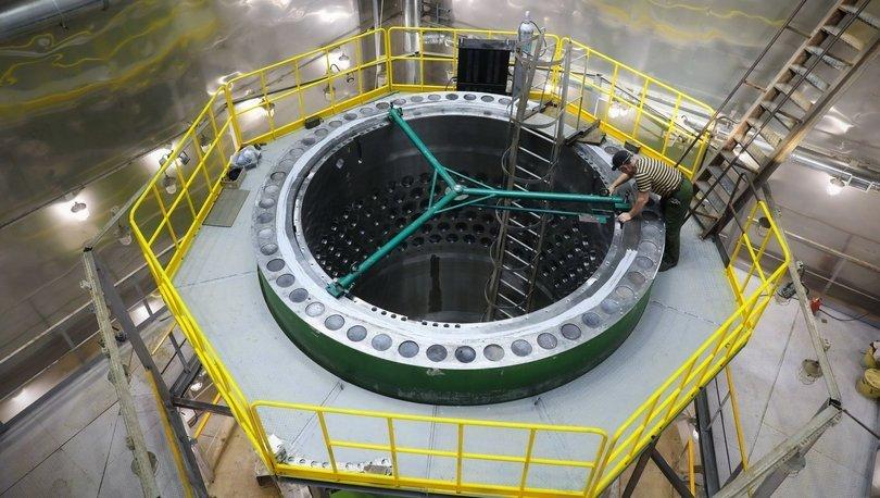 akkuyu reaktör
