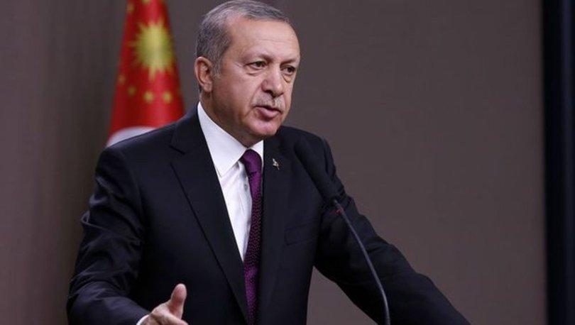 Cumhurbaşkanı Erdoğan, şehit Jandarma Uzman Çavuş Çatal'ın ailesine taziye mesajı