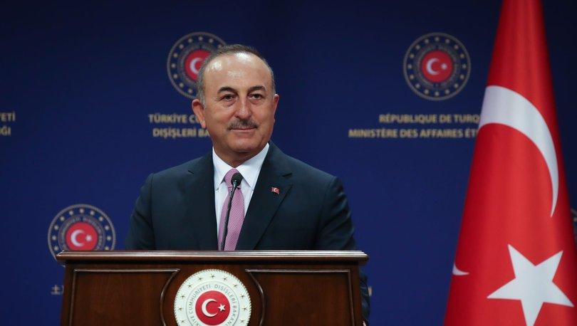Son dakika haberleri! Çavuşoğlu'ndan Doğu Akdeniz açıklamaları!