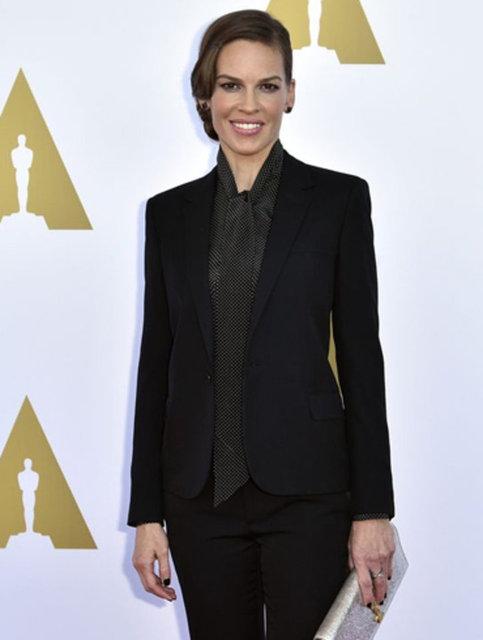 Hilary Swank oyuncu sendikasına sigorta davası açtı - Magazin haberleri