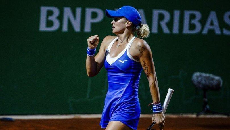 TEB BNP Paribas Tennis Championship İstanbul'da heyecan sürüyor
