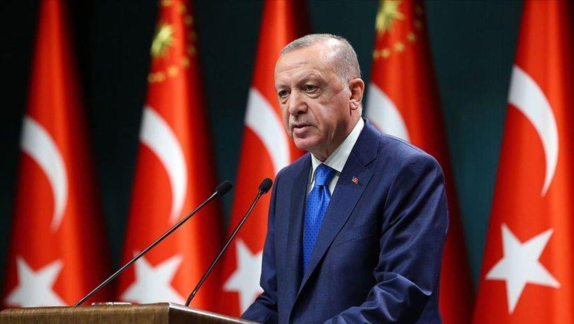 Cumhurbaşkanı Erdoğan'dan sosyal medya paylaşımı