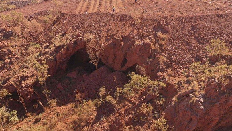 Aborjin mağara