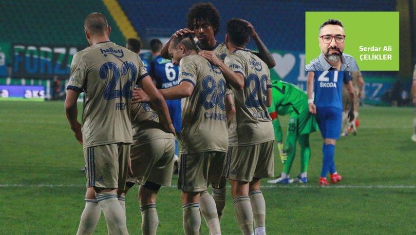 Serdar Ali Çelikler, Çaykur Rizespor - Fenerbahçe maçını yorumladı