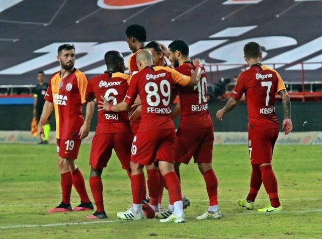Galatasaray - Gaziantep FK maçına doğru - Fatih Terim'in 11'i