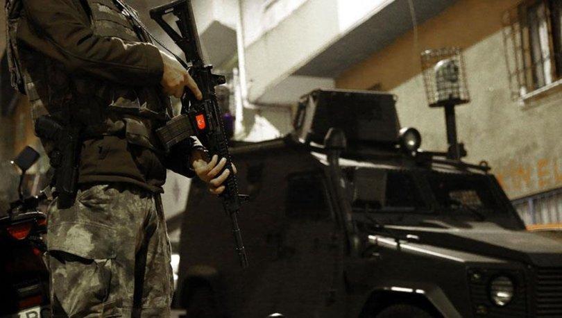 Ankara merkezli terör operasyonu