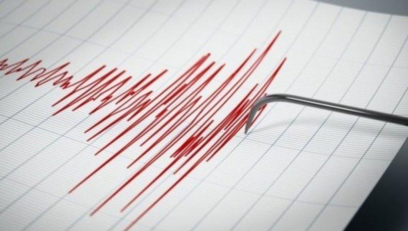 Japonya'da 6,1 ve 5 büyüklüğünde iki deprem meydana geldi