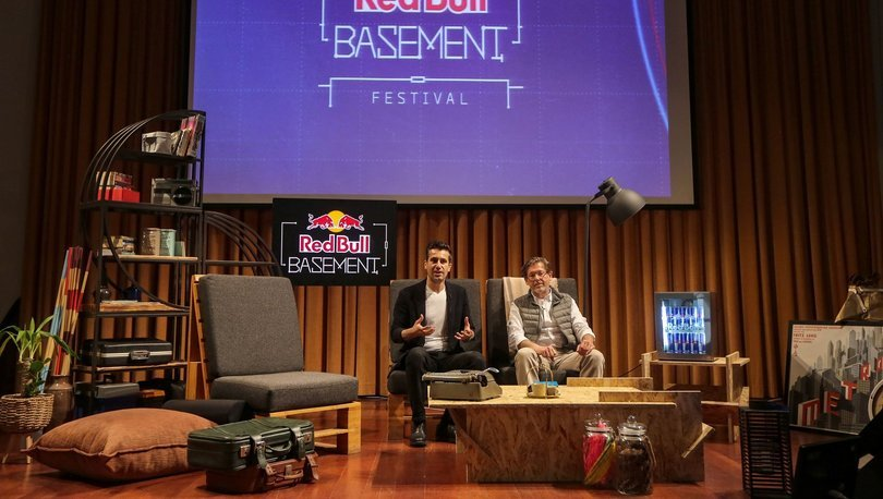 Red Bull Basement