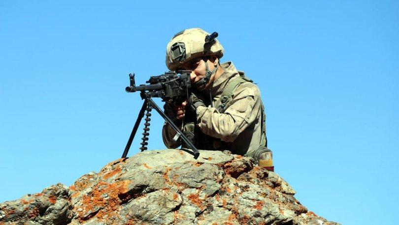 Terör örgütü PKK'ya operasyon