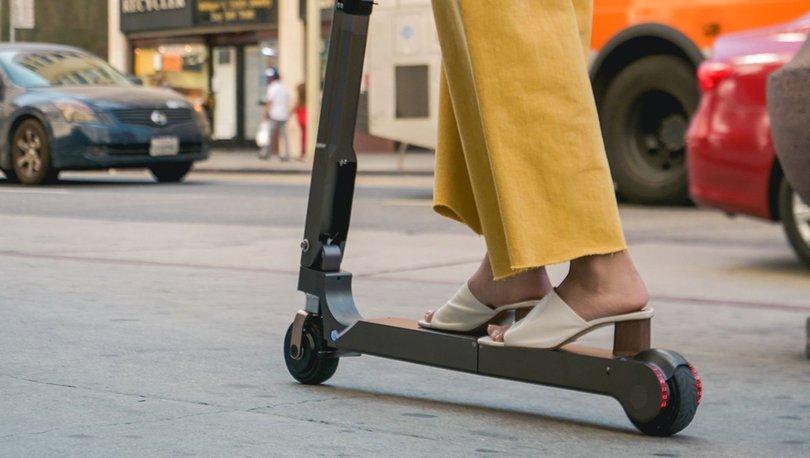Elektrikli scootera yasal düzenleme geliyor