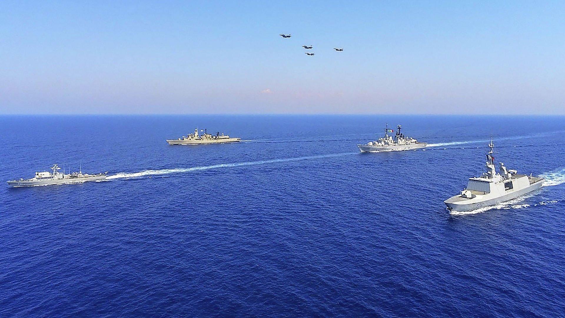 Doğu Akdeniz'de neler oluyor: 5 soruda dünyanın takip ettiği kriz