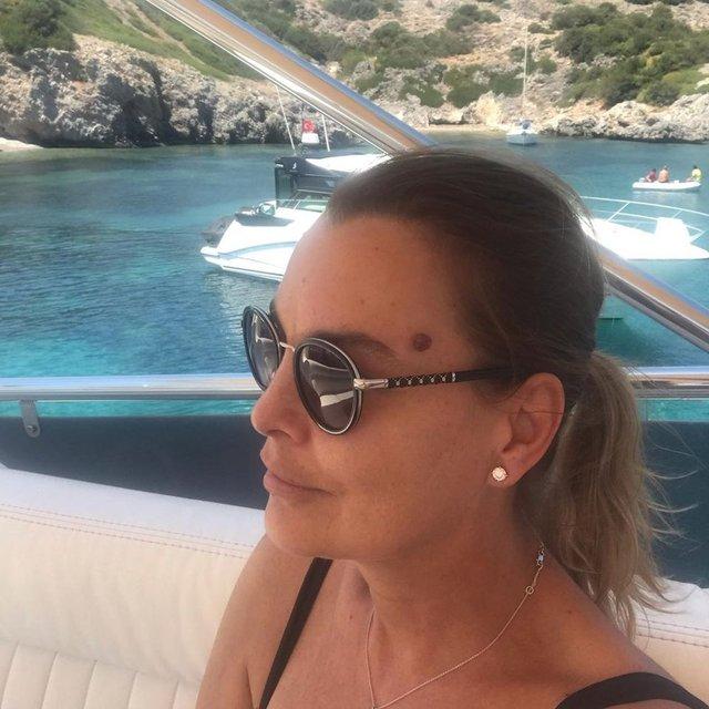 Sibel Turnagöl: Annem ölünce çok acı çektim - Magazin haberleri