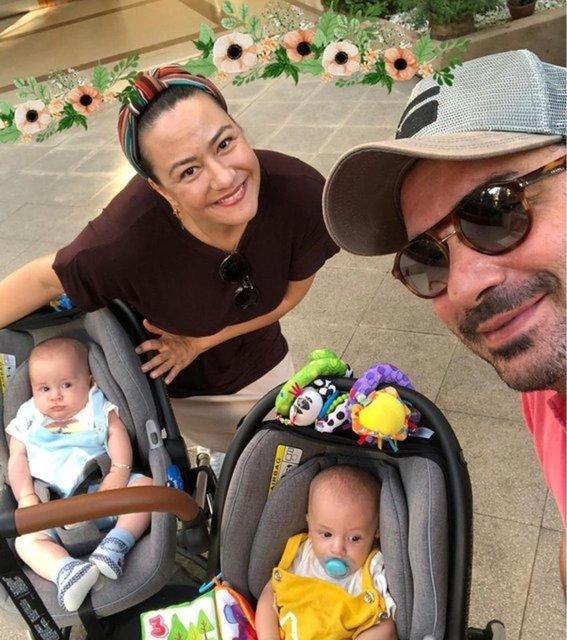 Ezgi Sertel: Bebeklerimle sahile indik - Magazin haberleri