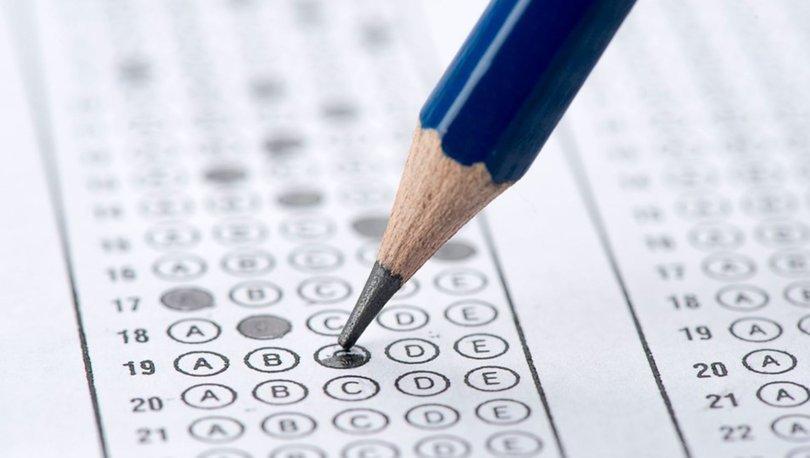 KPSS ne zaman, saat kaçta bitecek? ÖSYM 2020 KPSS lisans sınav giriş belgesi