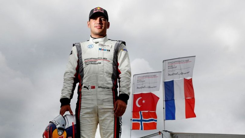Ayhancan Güven, Porsche Carrera Kupası'na zaferle başladı
