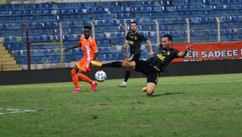 Adanaspor: 1 - İstanbulspor: 0